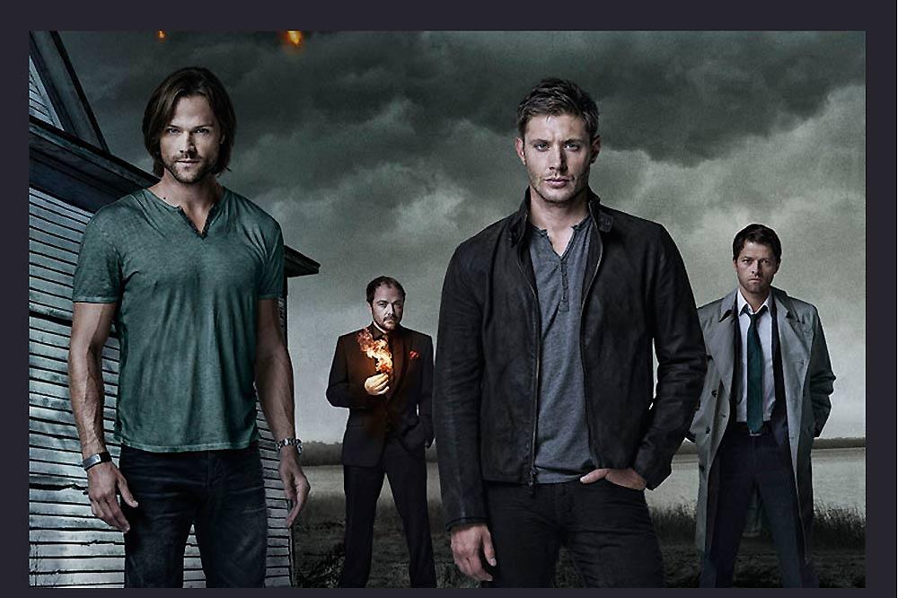 Cast of Supernatural-Season 10