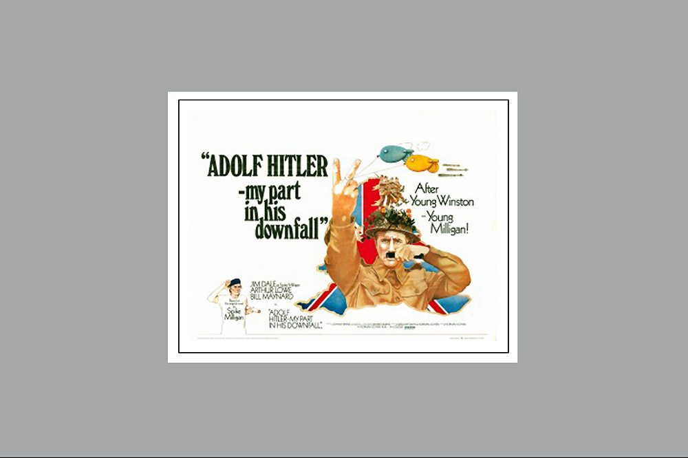 Adolf HItler-My Part in his Downfall