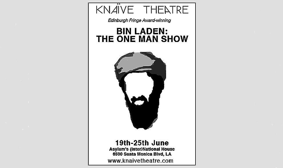 Bin Laden-one man show