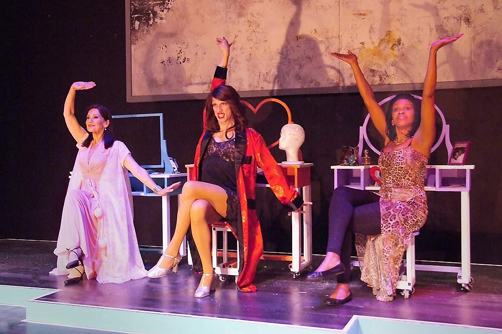 Drama Queens From Hell-Odyssey Theatre