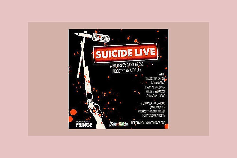 Suicide Live-1000