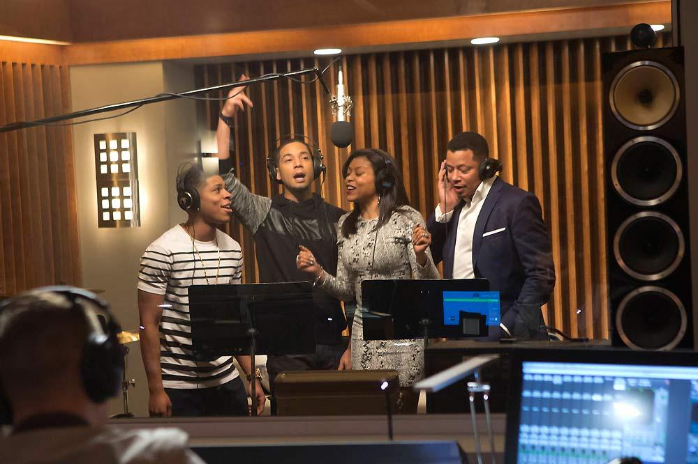 Lyons sing in studio-1000