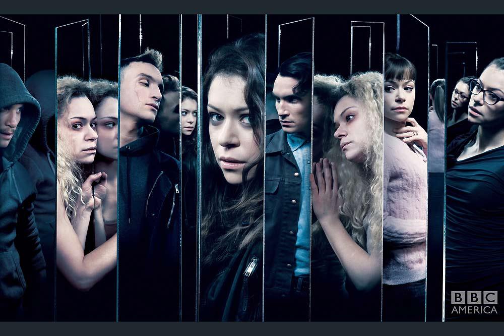 Orphan Black - Season 3 promo art