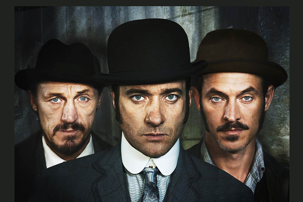 Ripper Strreet-BBC America-Season 1